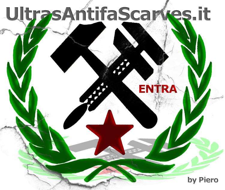 Ultras Antifa Scarves